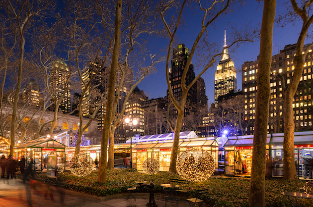 2020 Holiday Markets in the NYC Area and Online