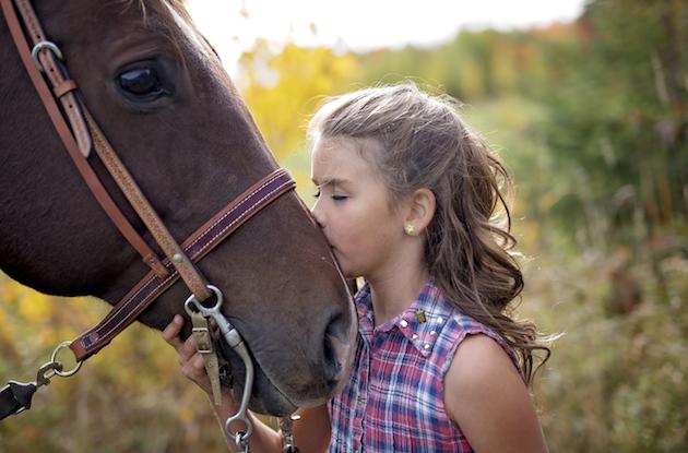 Horse Girls: Why do Girls Love Horses?