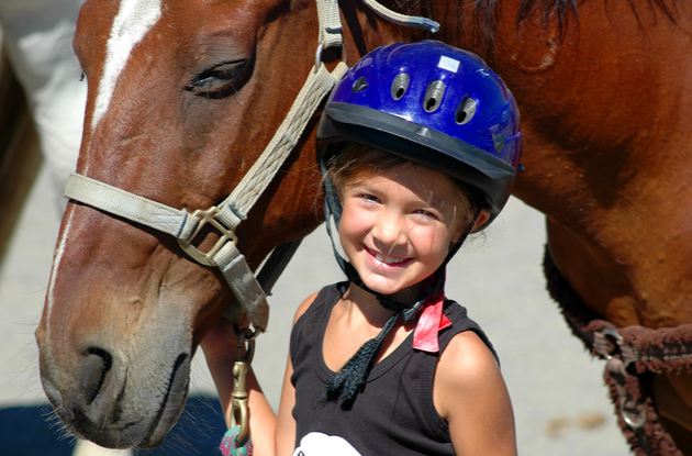 These Stables Offer Horseback Riding Lessons for Kids in Rockland County, NY