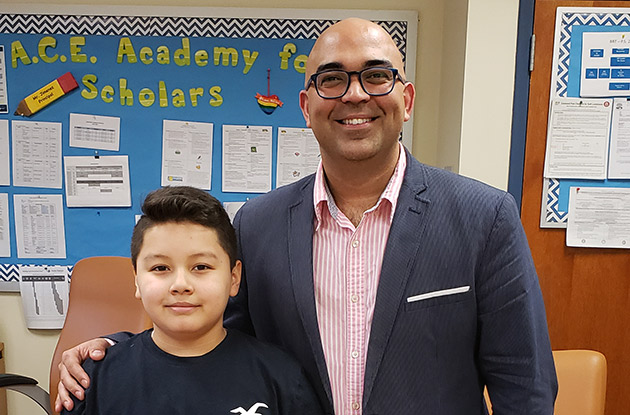 10-Year-Old Ridgewood Activist Is Raising Funds to Help Classmates Afford Graduation Dues