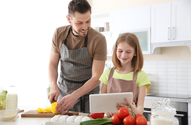 These are the Best Online Kids Cooking Classes