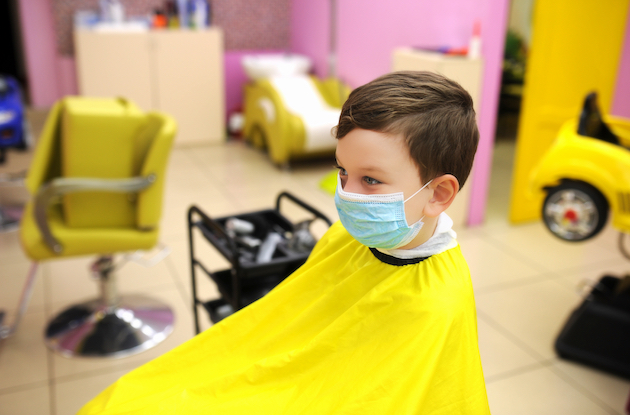 Kids' Hair Salons in the New York Metro Area