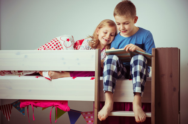 How to Keep the Peace When Your Kids Share a Room