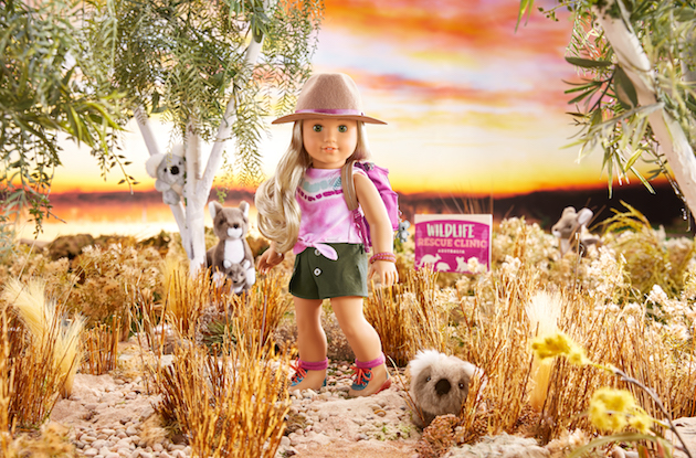 American Girl Introduces 2021 Girl of the Year