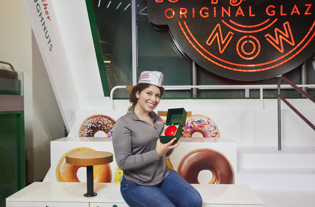 Krispy Kreme Times Square Flagship to Open Sept. 15