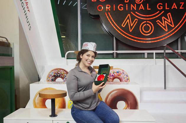 Krispy Kreme Times Square Flagship to Open Sept. 15