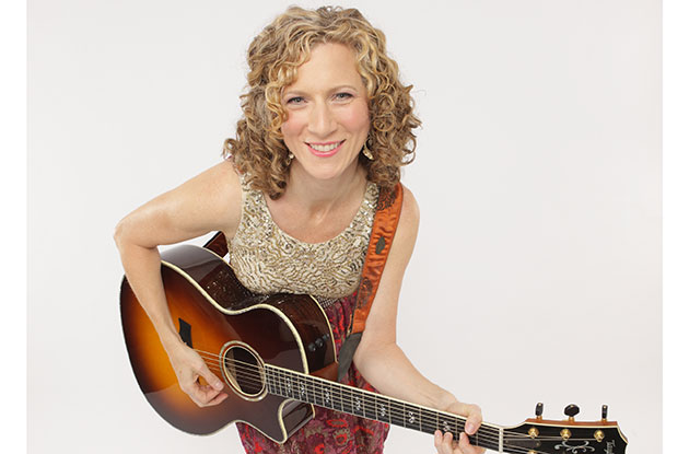 Laurie Berkner is Performing Live Concerts on Facebook