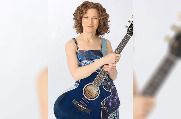 Laurie Berkner is Performing a Livestream Concert on Father's Day