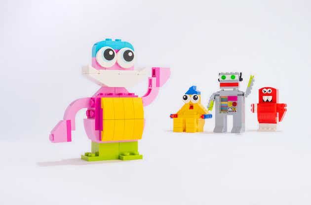LEGO Launches Campaign to Help Parents Teach Kids About Internet Safety