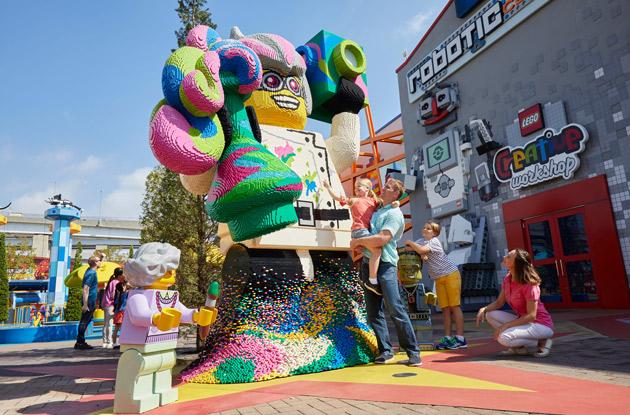 Legoland New York Reveals New Details About the Anticipated Goshen Theme Park