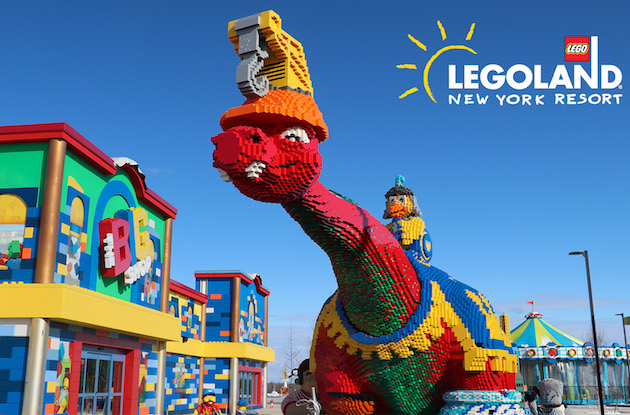Your Kid Can Name a Piece of LEGOLAND NY