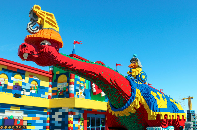 LEGOLAND New York Resort to Begin Preview Days May 29