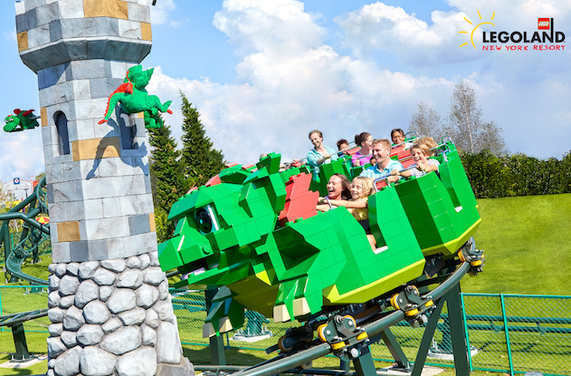 LEGOLAND New York Resort Opening Postponed Due to COVID-19