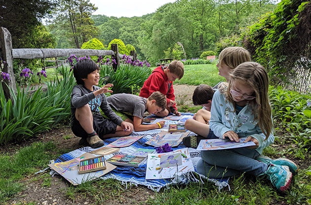 Montessori School in Centerport Adds Online Enrollment