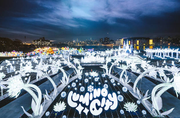 LuminoCity Holiday Lights Festival is Returning to Randall's Island