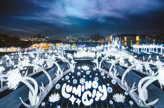 LuminoCity Holiday Lights Festival is Returning to Randall's Island