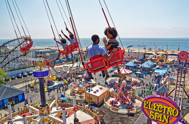 Luna Park at Coney Island is Reopening This Friday