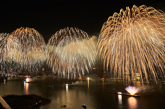 Fireworks and Other 4th of July Events in the NYC Area