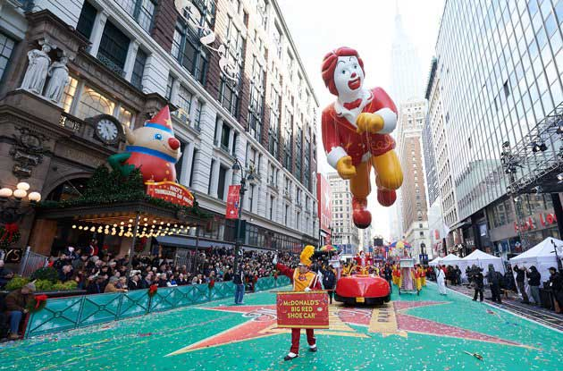 Macy's Thanksgiving Day Parade Returns to NYC for 2021