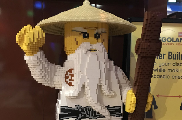 LEGOLAND Discovery Center Westchester Celebrates 10 Years of NINJAGO with Special Event