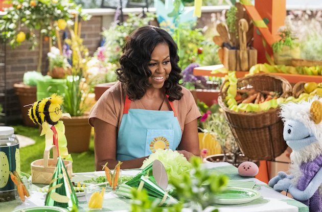 Michelle Obama's New Children's Cooking Show is Coming to Netflix