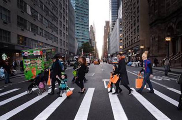 Check Out East Midtown's 5th Annual Trick-or-Treat Celebration This Halloween