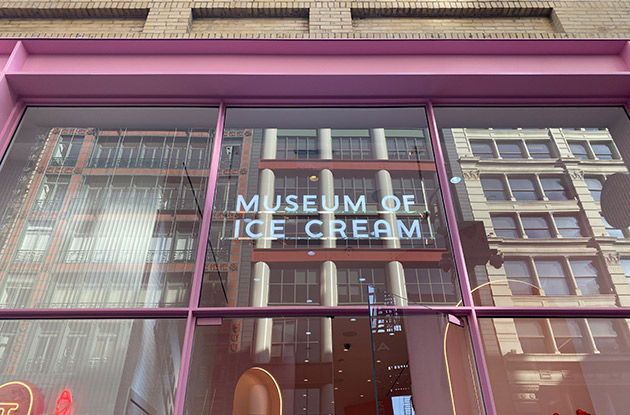 The Museum of Ice Cream Flagship Is Here