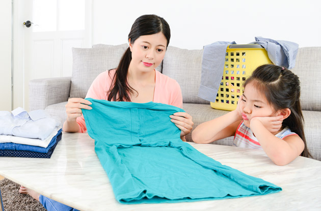 Ask Dad and Buried: Why Do Kids Have So Much Laundry?