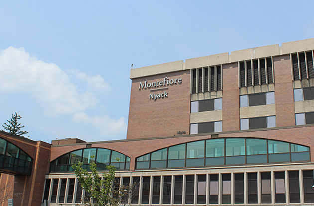 U.S. News & World Report Names Montefiore Nyack Hospital a High Performing Hospital for COPD
