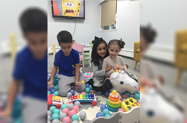 Nail Salon With Supervised Playroom Opens in Flushing