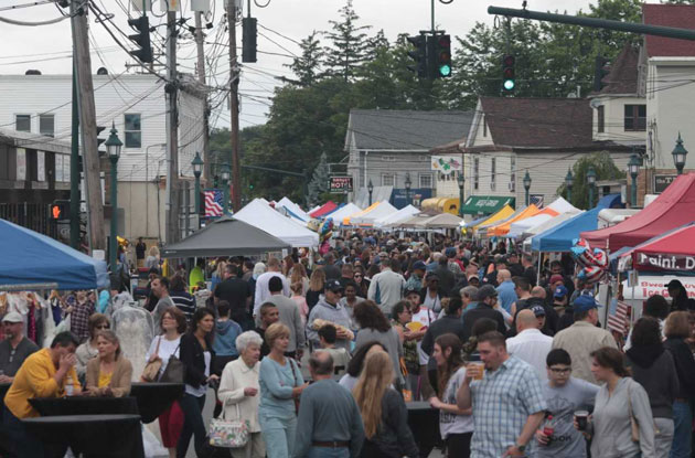The Nanuet Street Fair Has Fun Activities for the Whole Family on Oct. 17