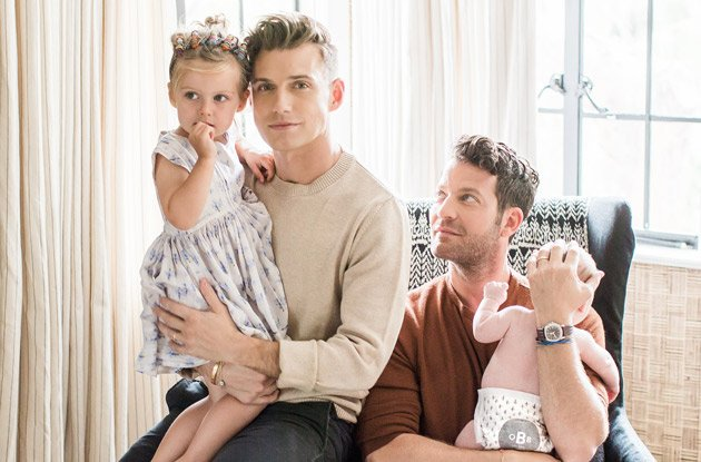 Nate Berkus and Jeremiah Brent on Why It's Important to Include Family Moments on Their Show