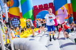 The World's Biggest Bounce House is Returning to New York City