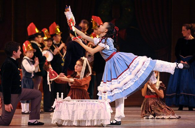 Where to Take Your Family to See The Nutcracker in the New York Area