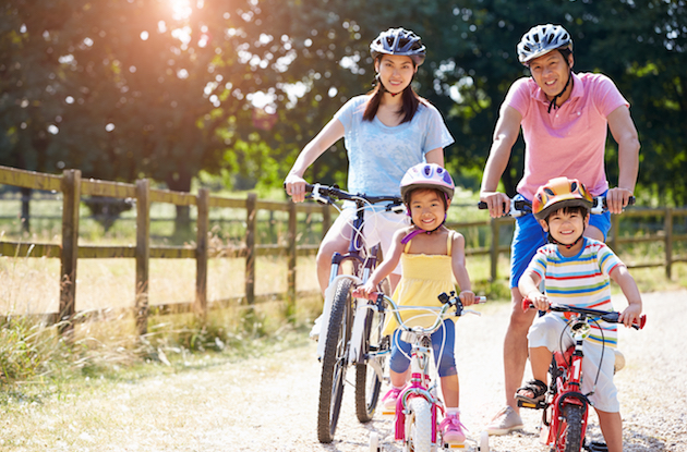 NYC Bike Rentals for Families