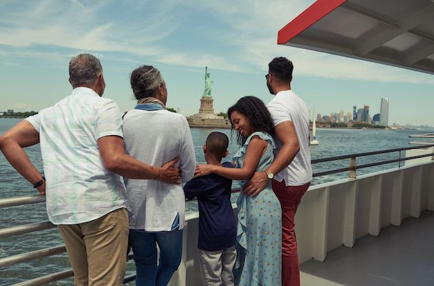 Here are the Best NYC Boat Tours for the Family
