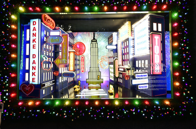 This Year's Most Beautiful Holiday Windows in New York City