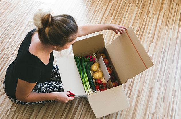 Food Delivery Services in the New York Area