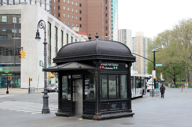 These are the NYC Subway Stations with Elevators