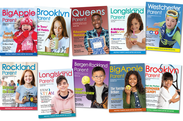 About NYMetroParents Publications