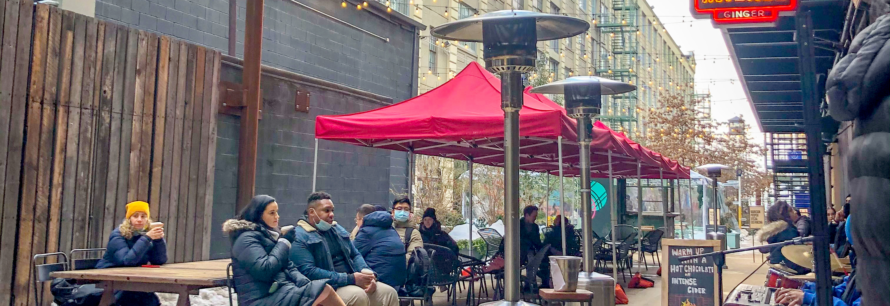 Everything You Need to Know About Outdoor Dining in New York