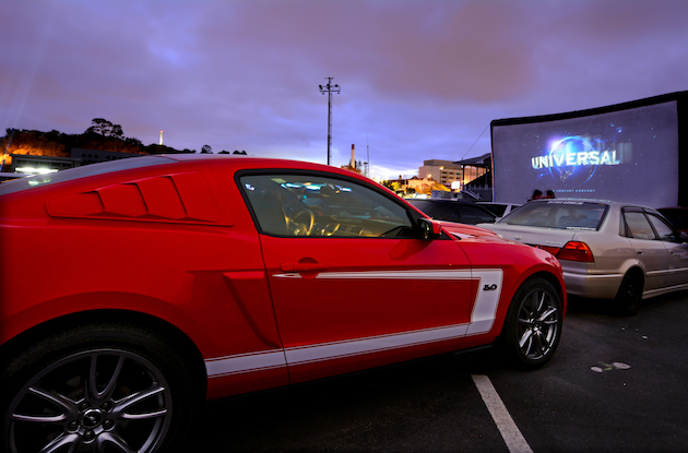 13 Outdoor Movie Theaters and Drive-ins in the New York Area