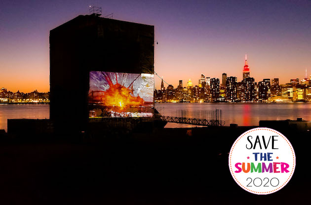 Outdoor Movies Nyc Nymetroparents