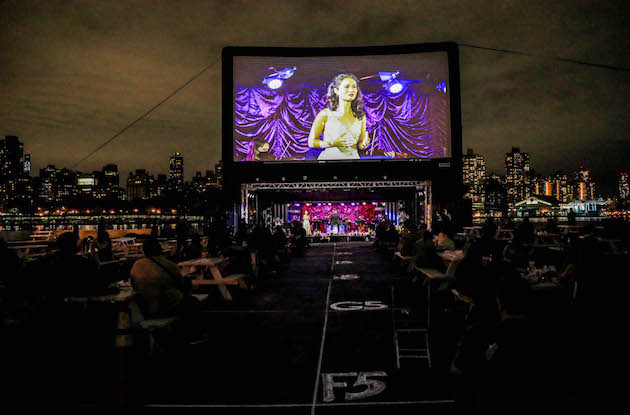 11 Outdoor Movies and Drive-ins in the NYC Area