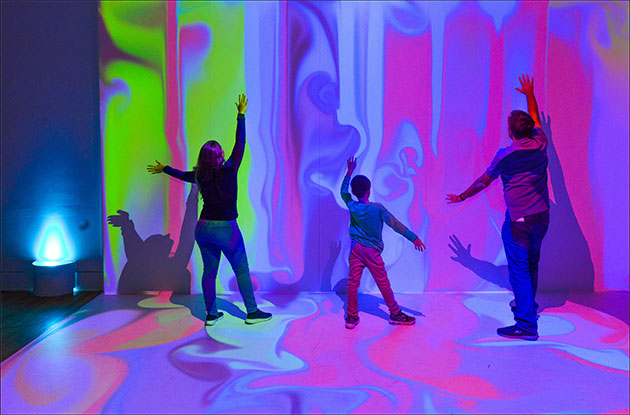 The Most Colorful Exhibit at the American Museum of Natural History Opens on Monday