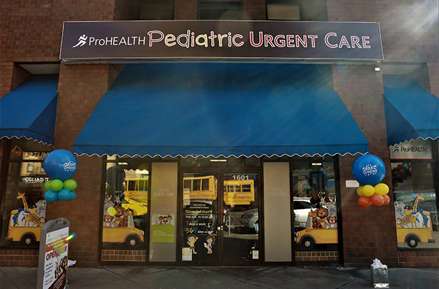 First Pediatric-Only Urgent Care Now Open in Manhattan