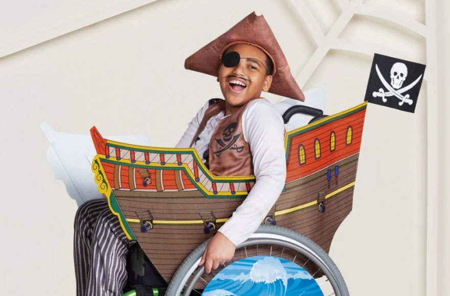 6 Accessible Halloween Costume Lines for Kids with Special Needs
