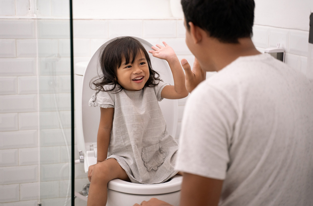 How to Potty Train Your Child