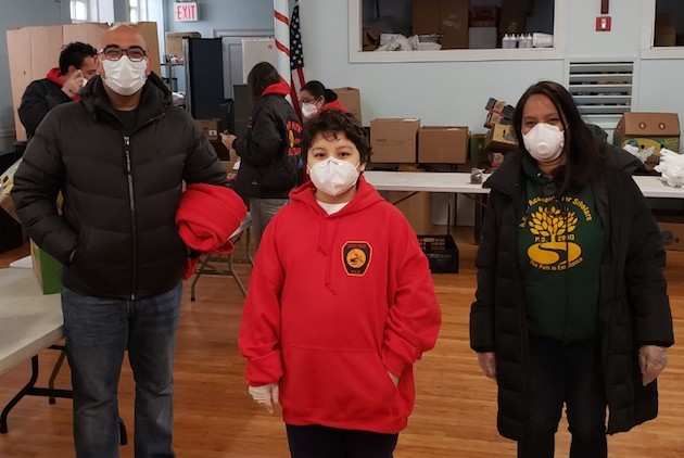 Ridgewood Elementary Schooler Teams Up with Hungry Monk to Provide Food for Those Affected by Coronavirus