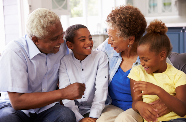 40 Great Questions to Ask Grandparents